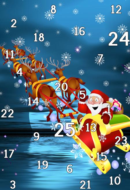 christmas calendar 2008